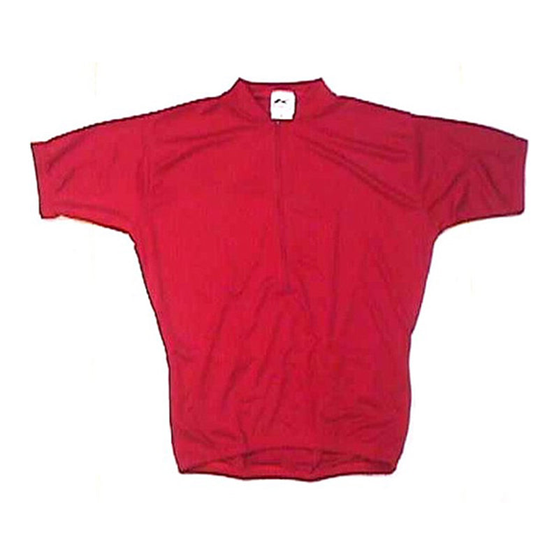 Coolmax Cycling Jersey Red
