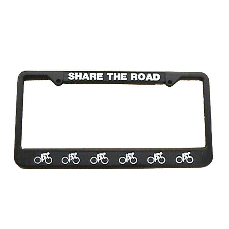 License Plate Holder Share the Road