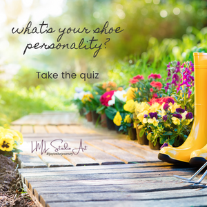 What's your shoe personality type?