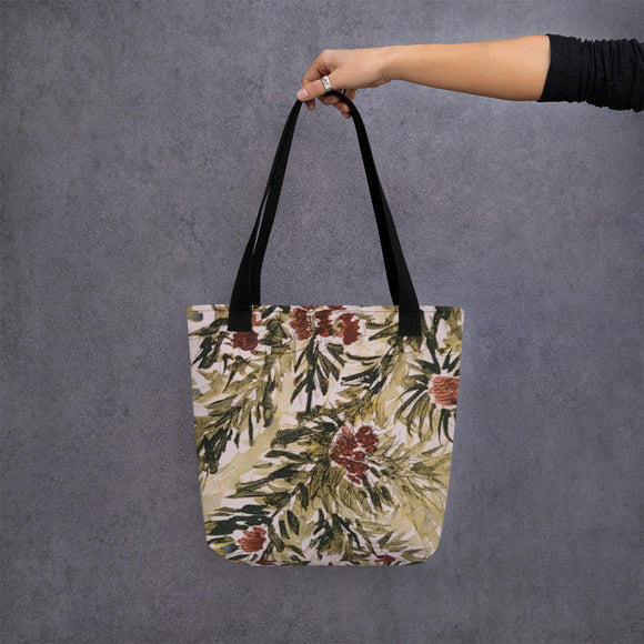 Pine Bough Tote bag