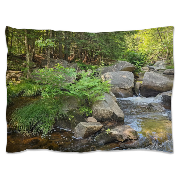 Mad River Pillow Sham