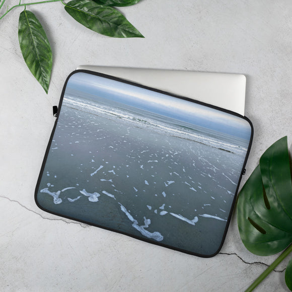 Rye Beach Laptop Sleeve