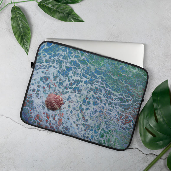 Sands of Time Laptop Sleeve