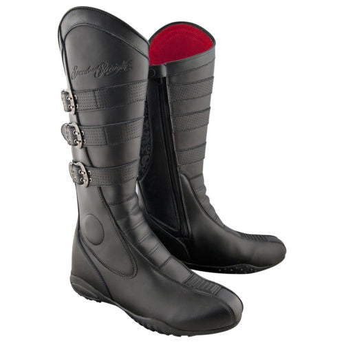 "Womens Motorcycle Boot Speed and Strength ""Motolisa"""