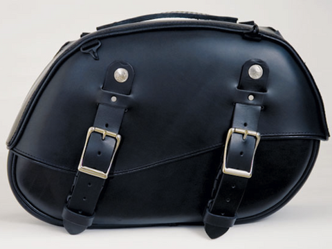 Saddlebags Large Round Deluxe