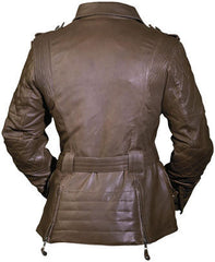 Roland Sands Oxford Leather Jacket Black or Clay