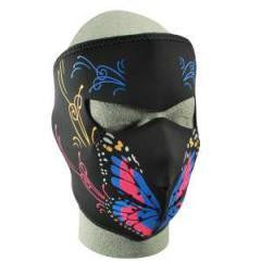 Neoprene Face Mask- Butterfly