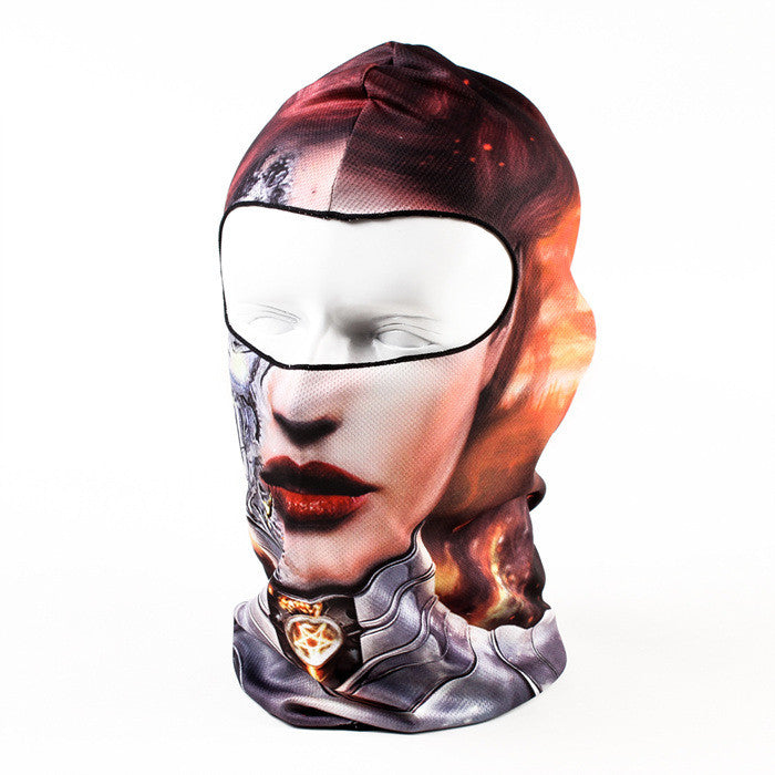 Neoprene facemasks- Vixen