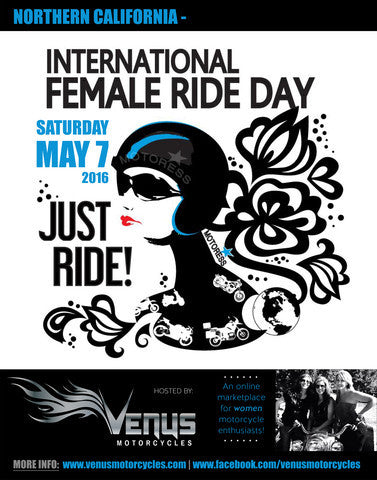 International Female Ride Day 2016