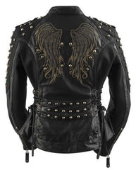 Women's Mantra Leather Jacket