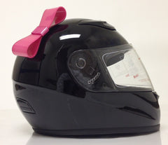 Helmet Bows for Motorcycle Helmets