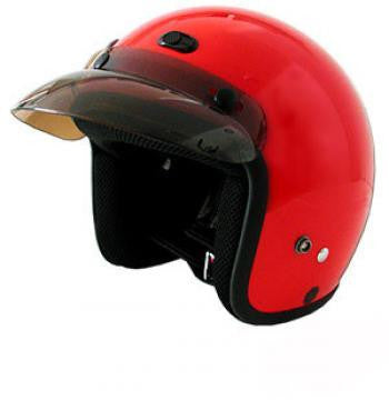 DOT Motorcycle 3/4 Helmet RMT