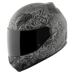 Speed and Strength United By Speed Motorcycle Helmet