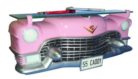 1955 Caddy Fleetwood Front 3D Wall Shelf
