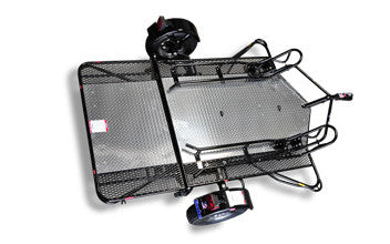 Kendon Standard Dual Stand Up Motorcycle Trailer