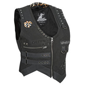 Speed and Strength Iron Mistress Vest