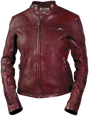 "Roland Sands ""Maven"" Leather Jacket"