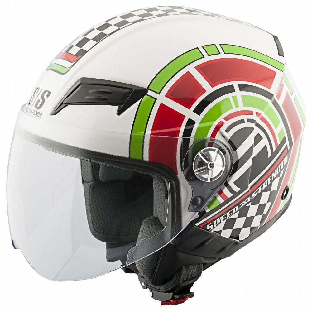 Speed and Stregth Speed Society Helmet