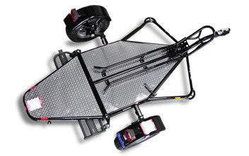 Kendon Standard Single Stand Up Motorcycle Trailer