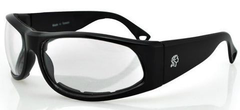 Biker Glasses - California Clear