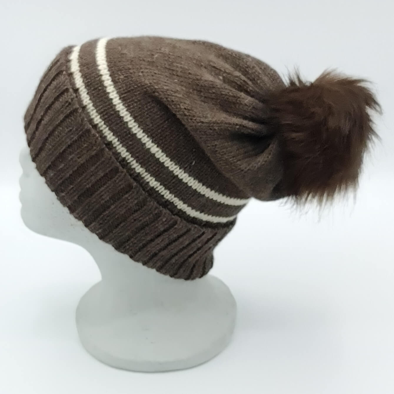 Alpaca Classic Hat - City Stripe