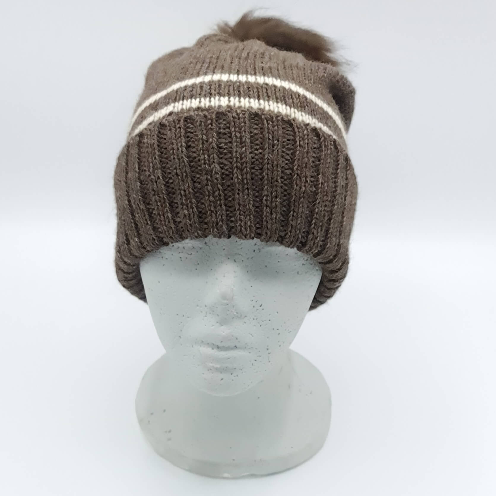 Classic Alpaca Hat - City Stripe