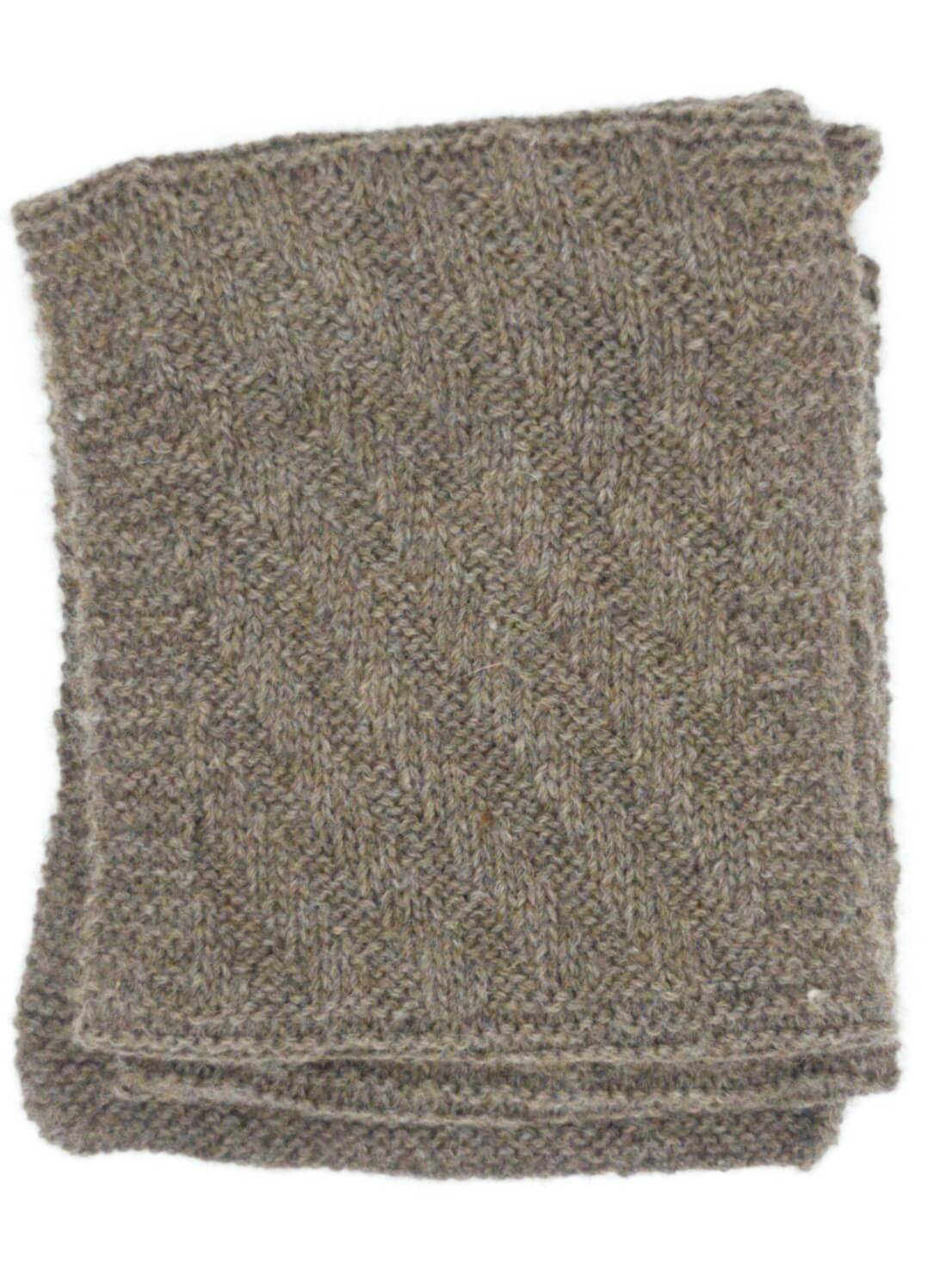 Knit Kit - Beginners' Sampler Scarf +