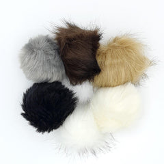 Pompoms (Faux) - Gorgeous Alpacas