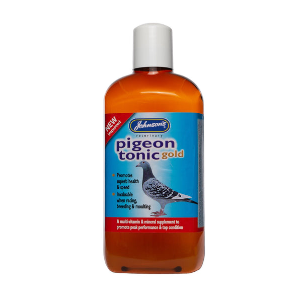 New Pigeon Tonic Gold 500ml