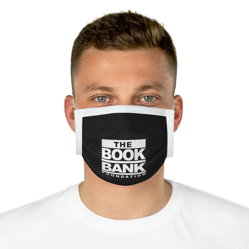 Book Bank Foundation Cotton Face Mask (Fundraiser)