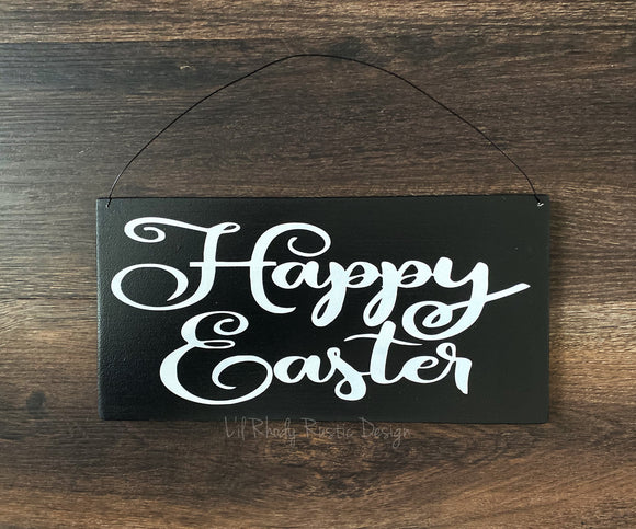 Happy Easter  Hanging Sign