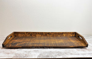 Extra Large Reclaimed Wood Serving Tray