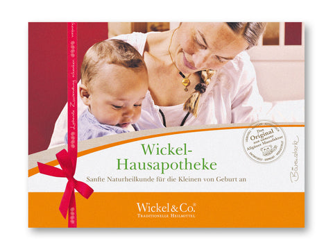 Wickel-Hausapotheke - Wickel & Co.®