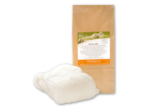Heilwolle - Wickel & Co.®