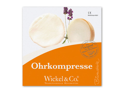 Ohrkompressen - Wickel & Co.®