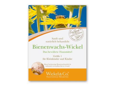 Bienenwachswickel - Wickel & Co.®