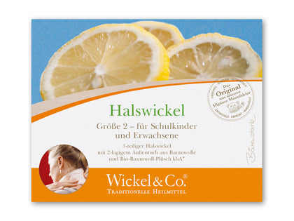Halswickel - Wickel & Co.®