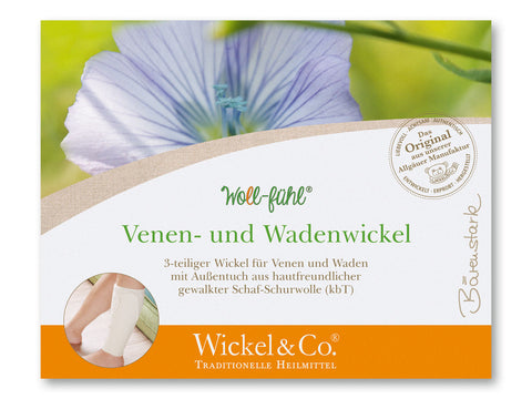 Venenwickel - Wickel & Co.®
