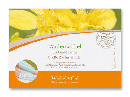 Wadenwickel - Wickel & Co.®