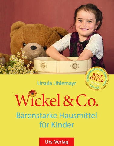 Wickel & Co. Bärenstarke Hausmitel für Kinder - Wickel & Co.® - 4260646099011 - ISBN-13 : 978-3980781503