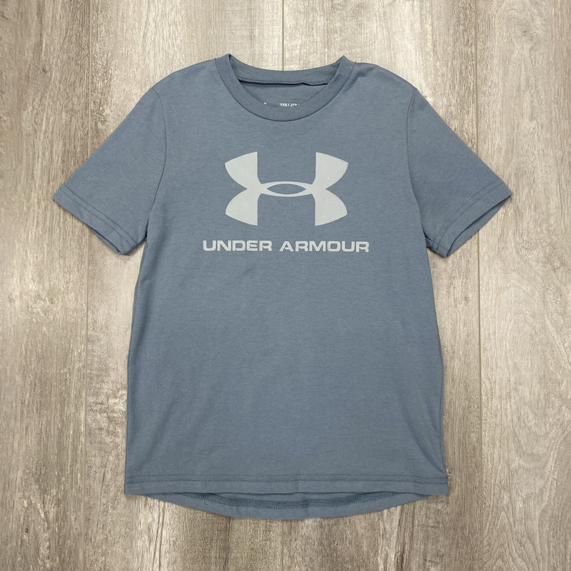 Under Armour / Short Sleeve T-Shirt / Boys 7-16