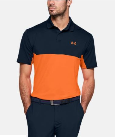 Men's Under Armour Performance 2.0 Colorblock Polo