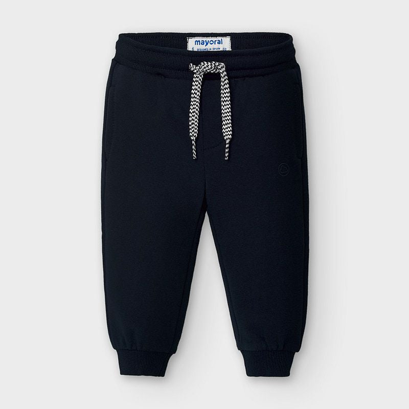 Mayoral Basic Joggers With Elasticated Cuff