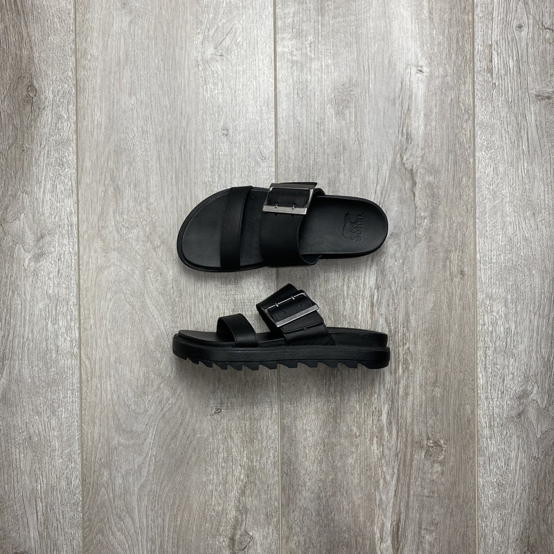 Sorel / Raoming Buckle Slide Sandal / Womens Footwear