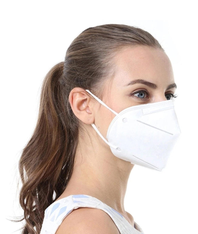 FFP2 Face Mask Respirator by  Dependable Source