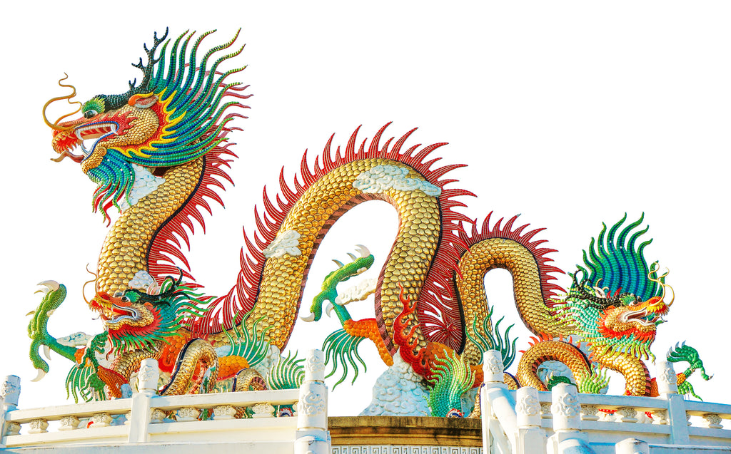 Chinese Dragon: A Powerful Mystical Creature
