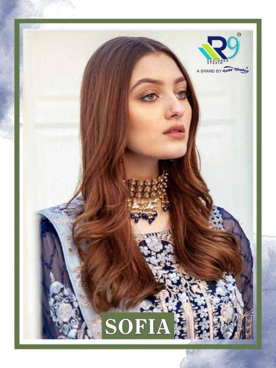 R9 Sofia Pakistani Style Salwar Kameez Catalog Collection - theempirehubs