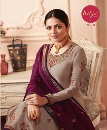Lt Nitya 153 Designer Festive wear exclusive Salwar Kameez Catalog collection - theempirehubs