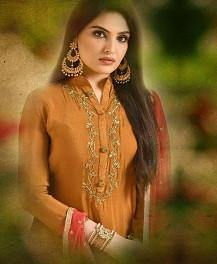 Your Choice Lubna Fancy Salwar Kameez Catalog Collection - theempirehubs
