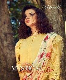 Sahiba Mystical Pure Cotton Embroidered Designer Dress Material Catalog Collection - theempirehubs